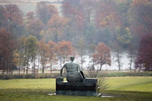 Henry Moore Waiting Image